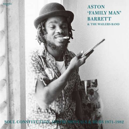 Aston 'Family Man' Barrett & The Wailers Band - Soul Constitution Instrumentals (Dub Store) CD